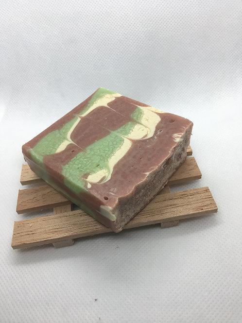 Apple Jack Soap Bar