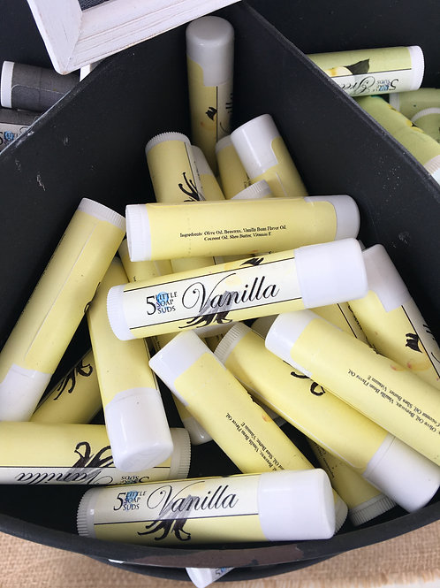 Vanilla Lip Balm Tube