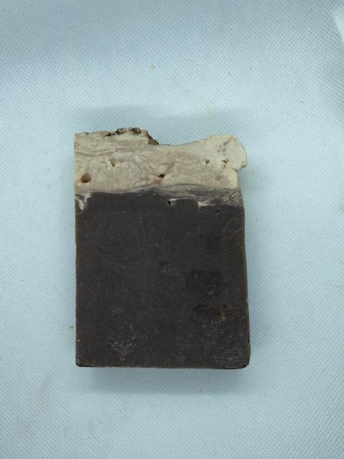 Hazelnut Latte High Top Soap Bar