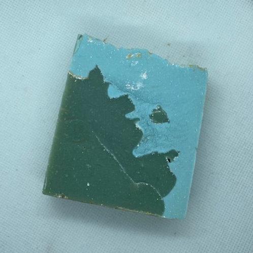 Evergreen Soap Bar