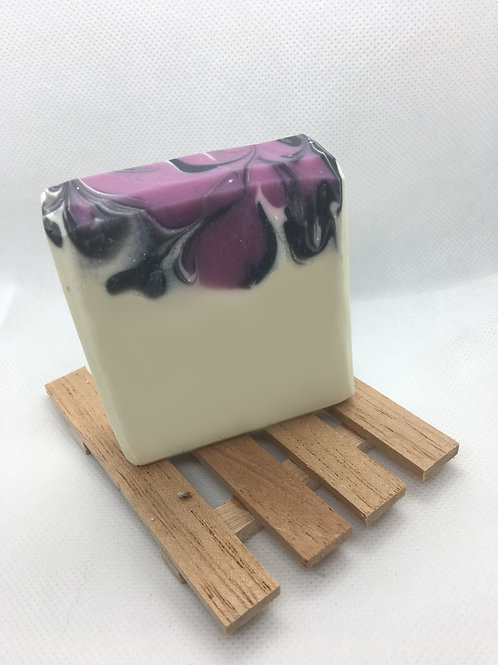 Black Raspberry Vanilla Soap Bar