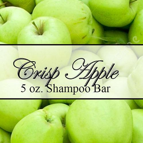 Crisp Apple Shampoo Bar