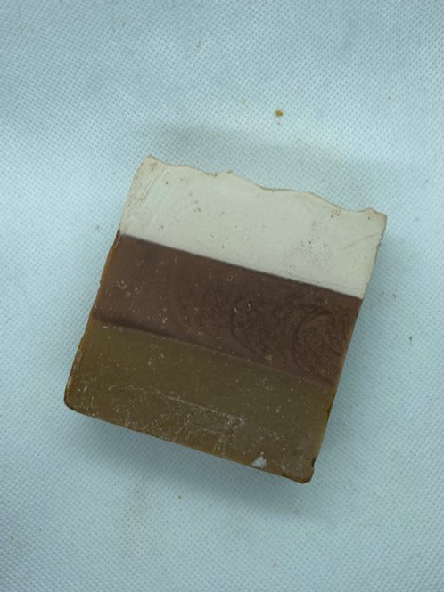 Frosted Spice Cake Soap Bar