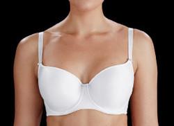 T-Shirt/contour bra