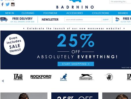 Магазин мужской одежды больших размеров http://www.badrhino.com