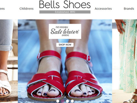 Магазин Bellsshoes.co.uk