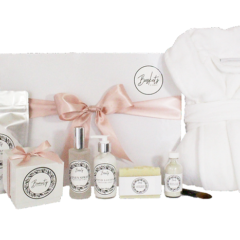 Spa Robe Deluxe Set
