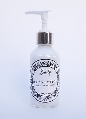 Signature Scent Hand Lotion