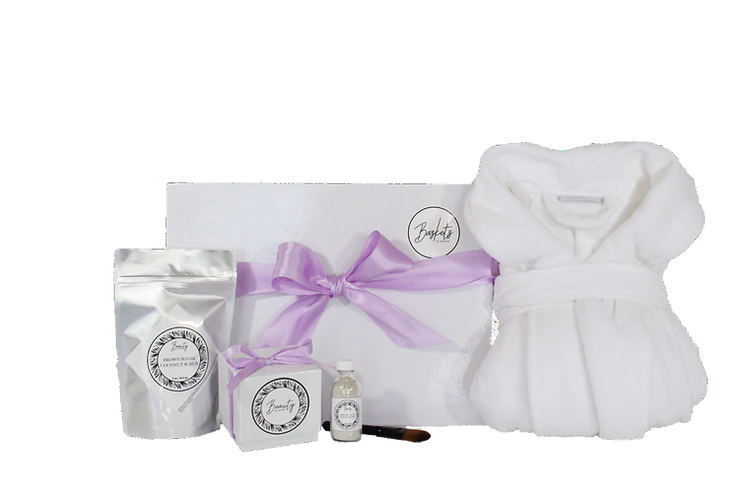 Spa Robe Premium Set
