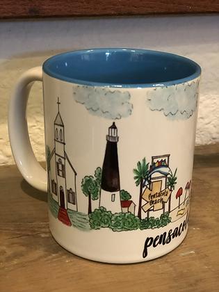 Pensacola Mug