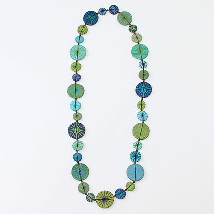 Green Blue Leilani Necklace