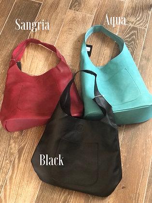 Molly Slouchy Hobo Bag