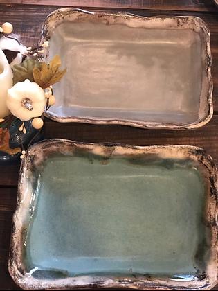Rectangle Baker - Etta B Pottery