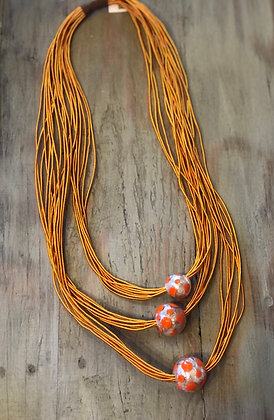 Orange You Happy Necklace