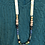 Thumbnail: Handcrafted Vintage Glass Beads Nevklace