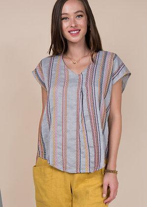 Multi Stripe Top - Ivy Jane