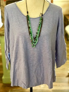French Lavender Top - Cut Loose