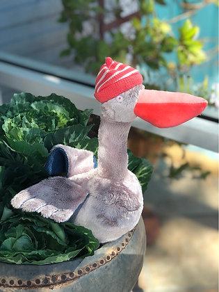 Plush Pelican