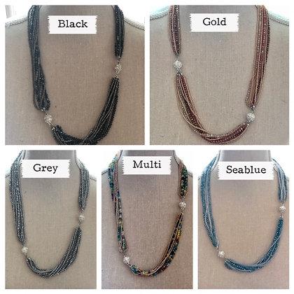Athena Bracelet/Necklace Set