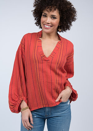 Skip Stiched Top - Ivy Jane