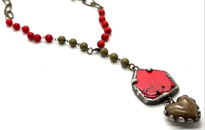 Show Me The Valentine Necklace