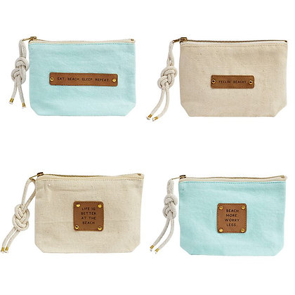 Beach Patch Pouch