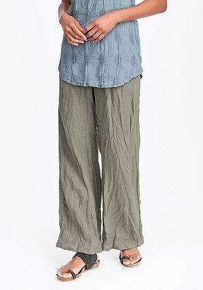 Flat Iron Pants- Flax