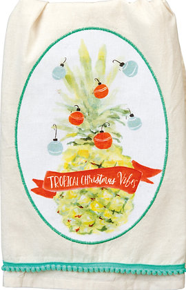 Tropical Vibes Handtowel