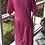 Thumbnail: Fuschia Linen Dress