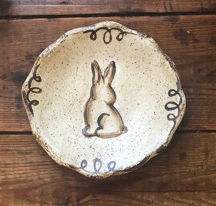 Bunny Luv Dish - Etta B