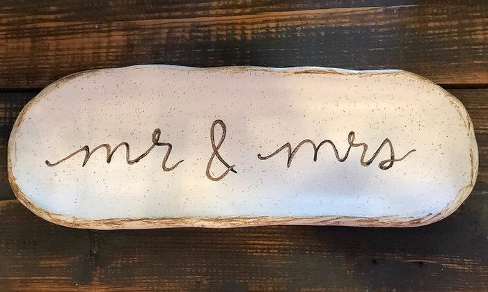 Mr & Mrs - Etta B