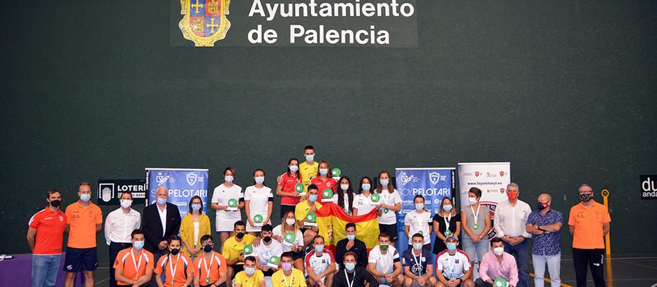 España gana el Campeonato de Europa con pleno de victorias