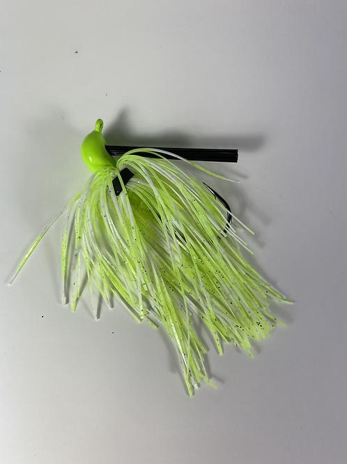 Chartreuse Magic Arky Jig