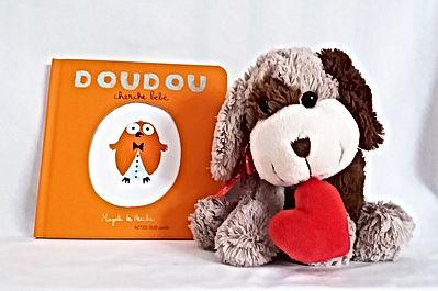 doudou perdu trouvé