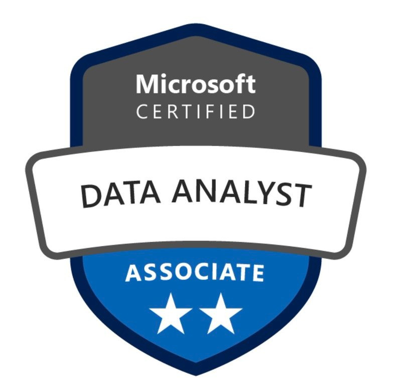 Microsoft Certified Data Analyst Associate