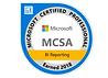 MCSA certifié microsoft BI Reporting