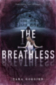 book cover of the breathless