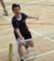 jeremy revell badminton