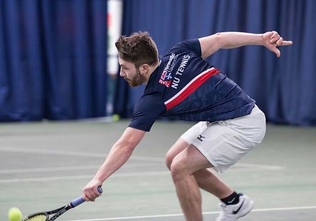 newcastle university tennis