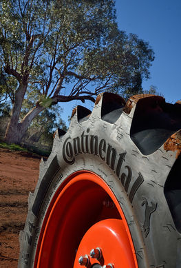 Ag Tyres & Wheels - Continental Tractor 85 Tires