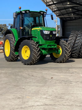 Ag Tyres & Wheels - John Deere Package