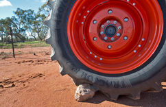 Ag Tyres & Wheels - Continental Tractor 85's