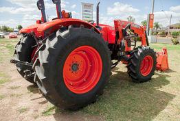 Ag Tyres & Wheels - Kubota M7040