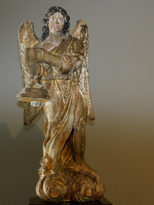 Ange en bois Baroque