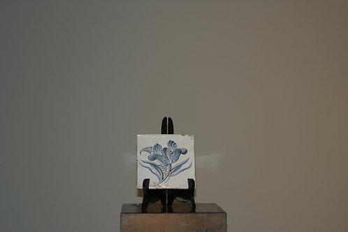 Carreau de porcelaine Delft