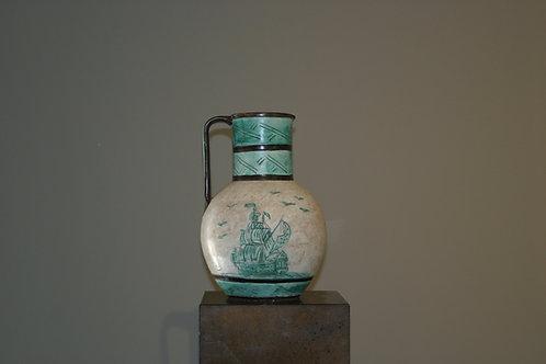 Grand vase en céramique Massier