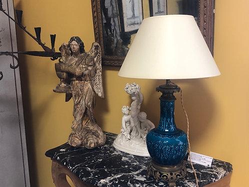 Lampe en céramique Théodore Deck