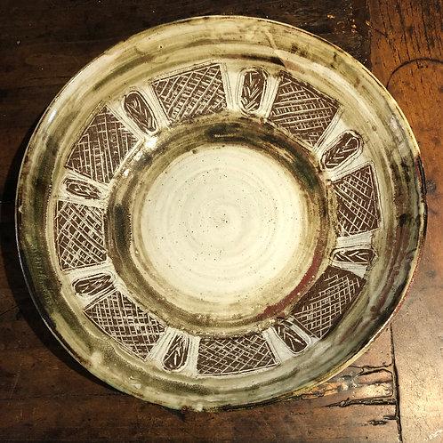 Grande céramique Albert Thiry