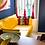 Thumbnail: Bouteille décorative en verre de Murano