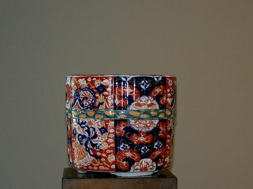 Jardinière en porcelaine